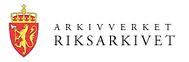 Logo, Riksarkivet og arkivverket